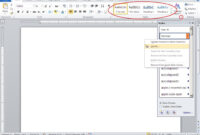 Modify A Style At The Template Level – Techrepublic regarding How To Save A Template In Word
