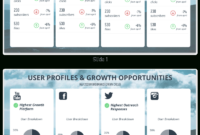 Monthly Social Media Report For Weekly Social Media Report Template