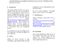 Ms Word – University Of Houston inside Lab Report Template Word