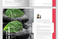 Multipurpose Abstract Brochure #graphicriver 12 Pages Throughout 12 Page Brochure Template