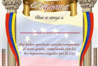 Muy Bueno | Certificate Of Achievement, Certificate For School Leaving Certificate Template