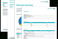Nessus Scan Report (Top 5) – Sc Report Template | Tenable® In Nessus Report Templates
