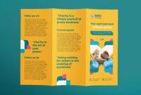 Ngo Templates Suite On Behance regarding Ngo Brochure Templates