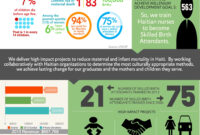 Nonprofit Annual Report As An Infographic (Summer Aronson Within Nonprofit Annual Report Template