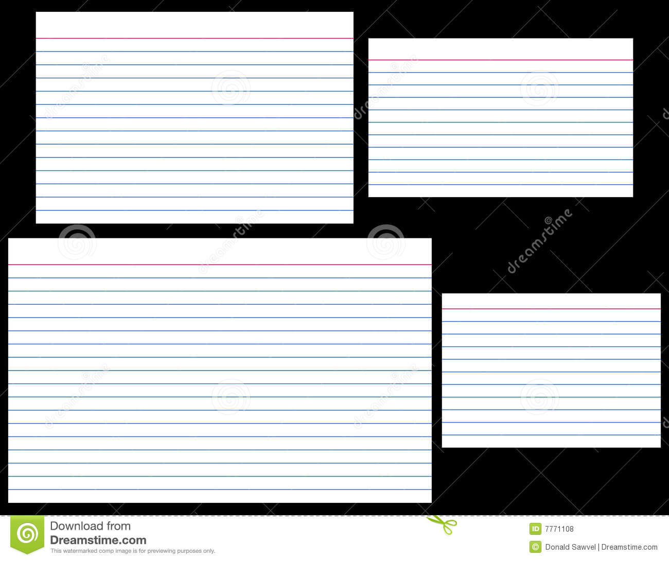 Note Card Size Template - Ironi.celikdemirsan Regarding 3 By 5 Index Card Template
