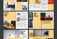 Online Brochure Maker For Students Brochure Maker Google in Student Brochure Template