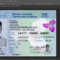 Ontario Driver License Psd Template (Newest Version) – Psd Throughout Blank Drivers License Template
