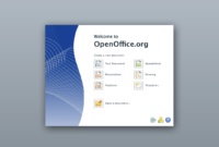 Openoffice 3.0 New Features inside Open Office Index Card Template
