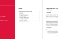 Oscp Exam Report Template In Markdown | Oscp-Exam-Report throughout Latex Template Technical Report