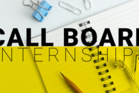 Over 100 Theatrical Internships You Can Apply For | Playbill with regard to Playbill Template Word