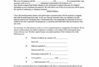 Payment Agreement – 40 Templates & Contracts ᐅ Template Lab inside Corporate Credit Card Agreement Template