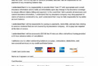 Payment Agreement – 40 Templates & Contracts ᐅ Template Lab within Credit Card Payment Plan Template