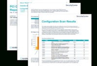 Pci Configuration Audit Report – Sc Report Template | Tenable® intended for Security Audit Report Template