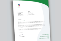 Perfect Letterhead Design In Word Free – Used To Tech inside How To Create A Letterhead Template In Word