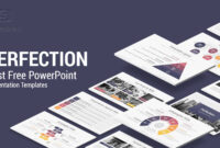 Perfection Free Powerpoint Presentation Template – Free Download pertaining to Business Card Template Powerpoint Free