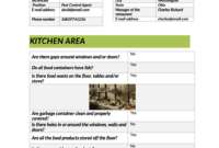 Pest Control Inspection With Kizeo Forms From Your Cellphone for Pest Control Report Template