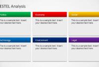 Pestel Analysis Powerpoint Template within Pestel Analysis Template Word