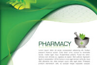 Pharmacy Brochure within Pharmacy Brochure Template Free