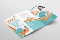 Pharmacy Tri Fold Brochure Template – Psd, Ai & Vector Pertaining To Pharmacy Brochure Template Free