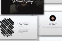 Philosophy Minimal Keynote Template #68399 | Free Keynote inside Keynote Brochure Template