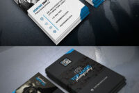 Photographer Business Card Psd Bundle | Free Business Card regarding Free Business Card Templates For Photographers