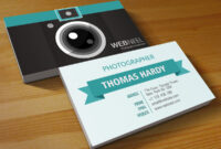 Photography Business Card Design Template 39 – Freedownload for Photography Business Card Template Photoshop