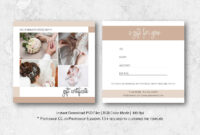 Photography Gift Certificate Template inside Gift Certificate Template Photoshop