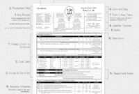 Pin On Filmmaking with regard to Blank Call Sheet Template