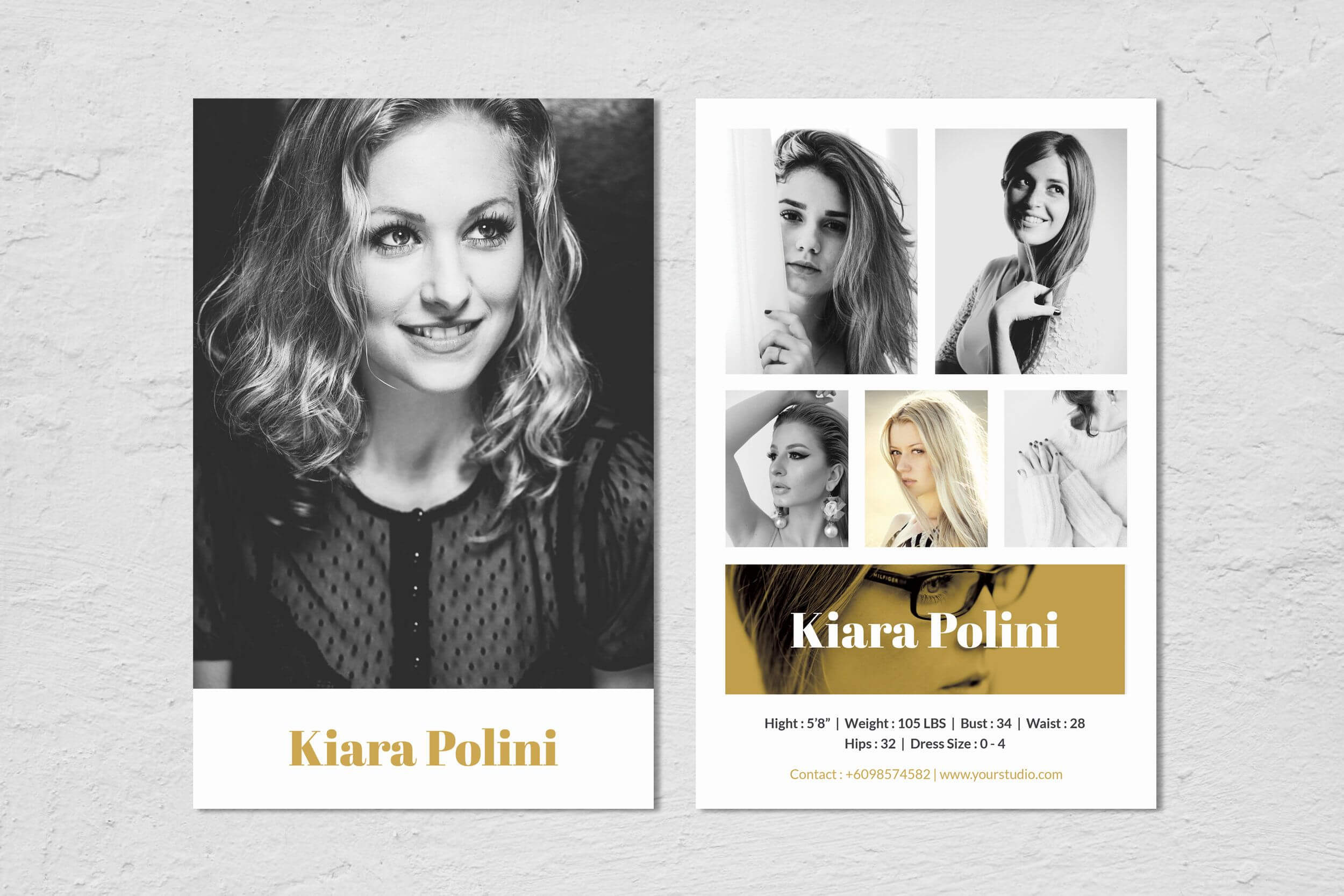 Pin On Model Comp Cards Inside Comp Card Template Download