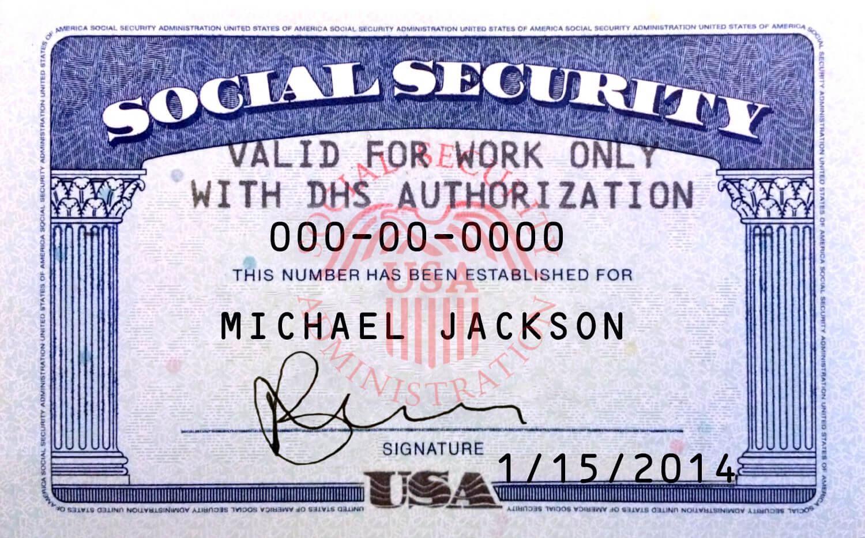 Pin On Novelty Psd Usa Ssn Template Regarding Social Security Card Template Photoshop