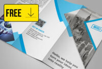 Pinac On Tri Fold | Brochure Template, 3 Fold Brochure with Free Three Fold Brochure Template