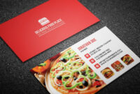 Pinanggunstore On Business Cards intended for Food Business Cards Templates Free