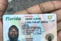Pindwayne Jenson On Making All Kinds Of Documents with Florida Id Card Template