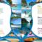 Pinfarideh On Brochure Design | Travel Brochure, Travel Inside Word Travel Brochure Template
