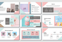 Pink Pastel Free Powerpoint Template for Raf Powerpoint Template