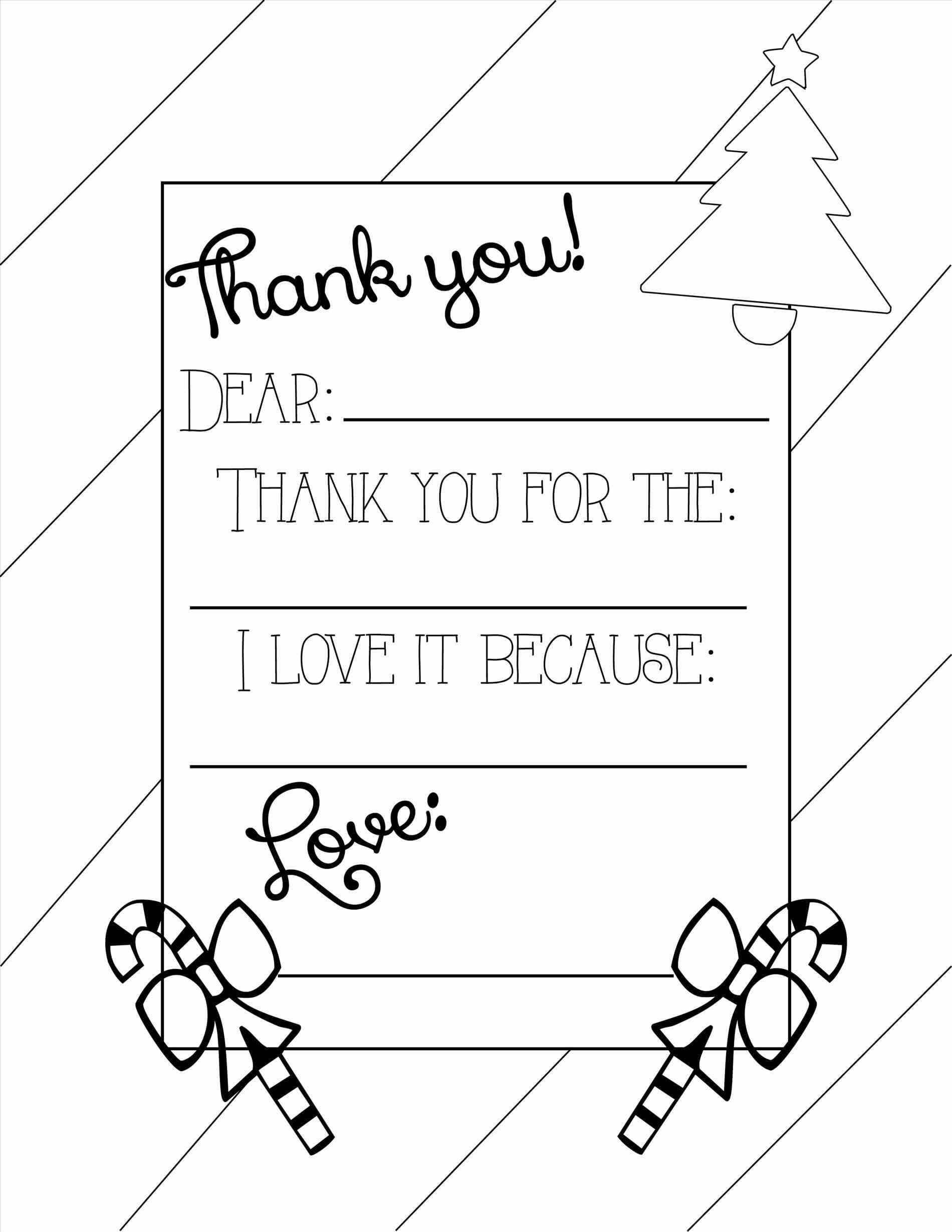 Pinliv Carlson On Cfc | Veterans Day Coloring Page Regarding Christmas Thank You Card Templates Free
