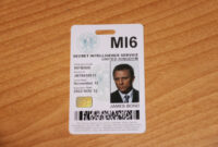 Pinmasterjoelee On Silver Eagles | Hank Schrader, Badge with regard to Mi6 Id Card Template