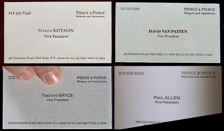 Pinpanchami Shadakshari On Business Cards | American Inside Paul Allen Business Card Template