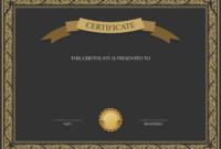 Pinviraj Jariwala On Ioi | Certificate Templates within High Resolution Certificate Template