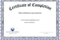 Pinwilliam Calderon On Certificate Templates | Free within Training Certificate Template Word Format