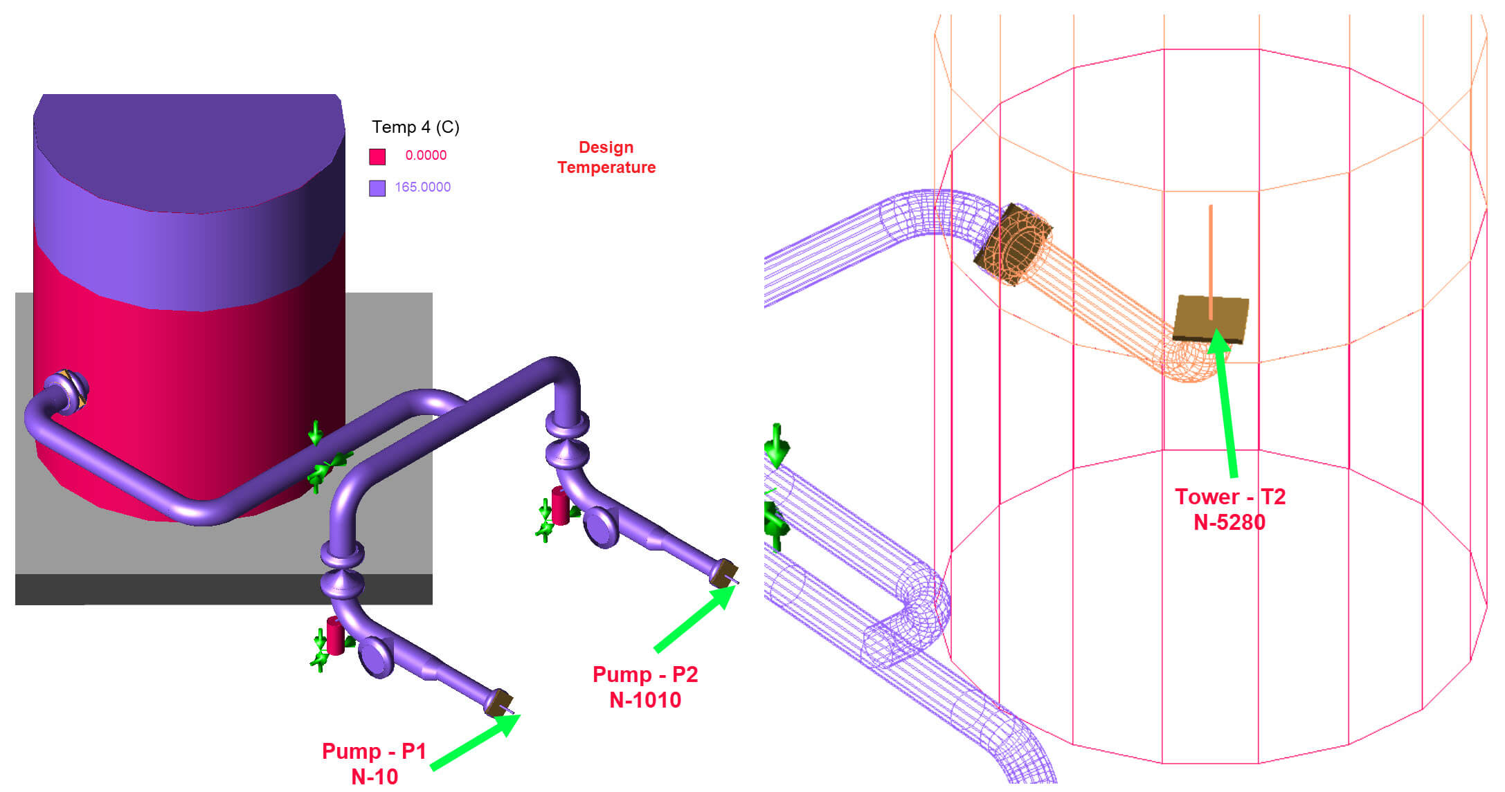 Pipe Stress Analysis Sample Report – Pressure Vessel Engineering With Fea Report Template