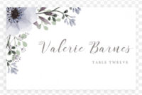 Place Cards Wedding Invitation Template Business Cards, Png Inside Amscan Imprintable Place Card Template