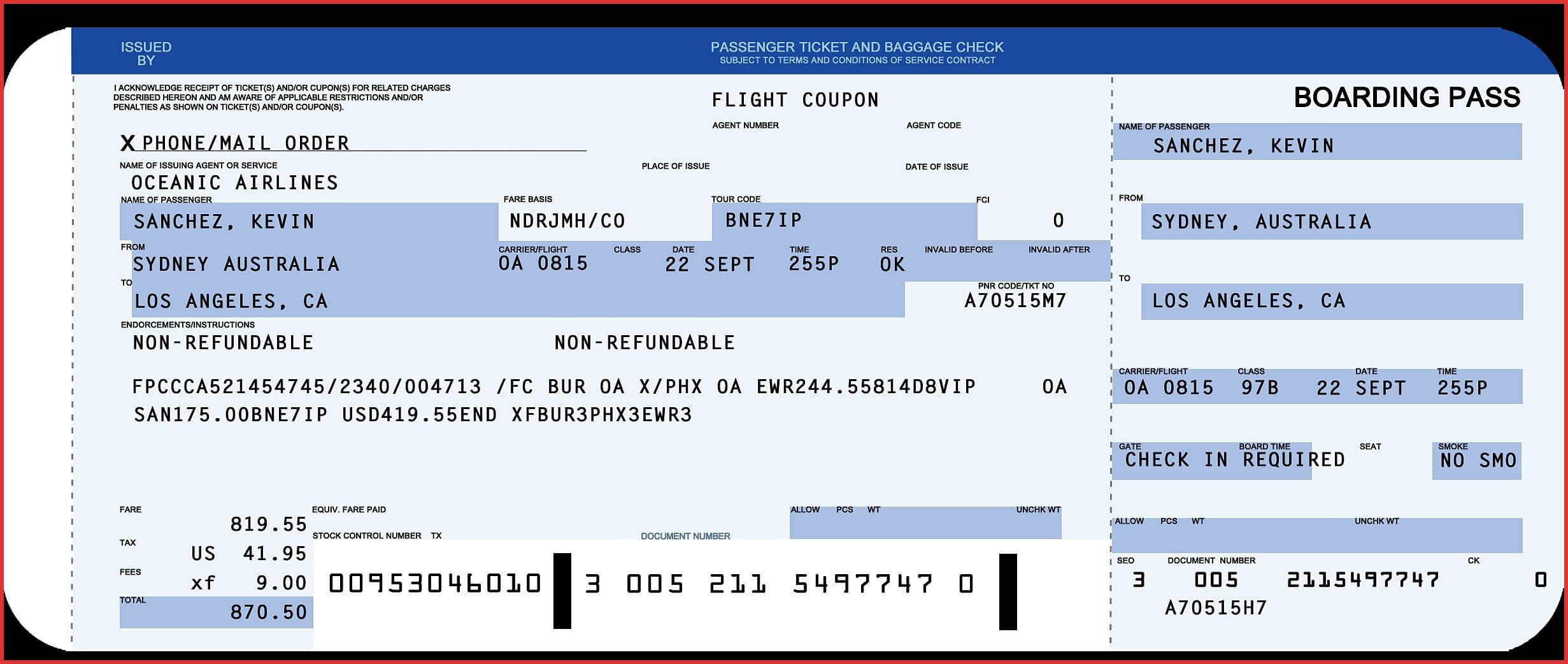Plane Ticket Template Word Copy Awesome  | Ticket With Regard To Plane Ticket Template Word