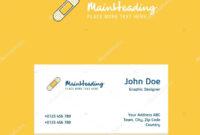 Plaster Logo Design Business Card Template Elegant Corporate inside Plastering Business Cards Templates