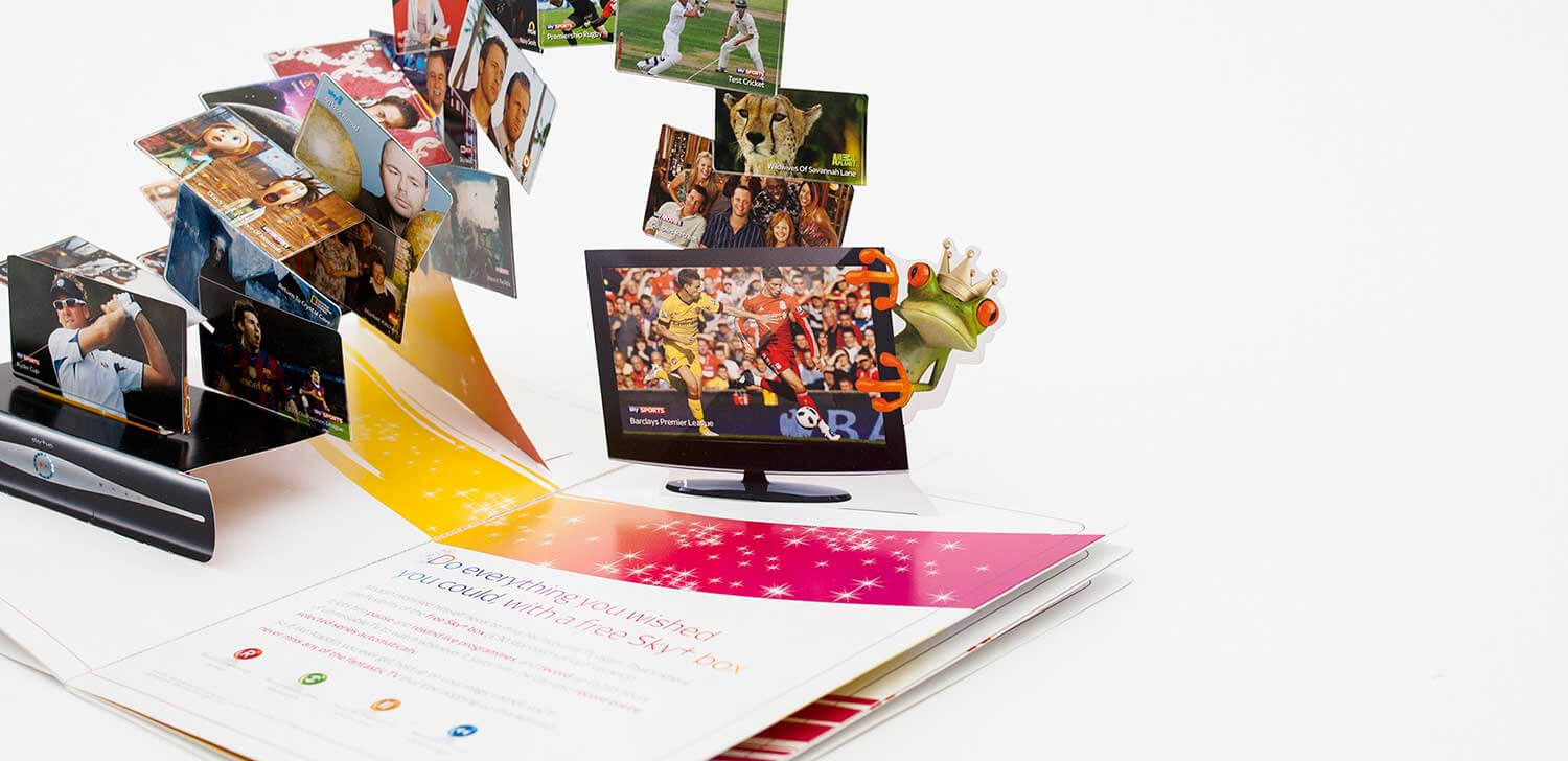 Pop Up Brochure Design And Printing - Papersmyths Pertaining To Pop Up Brochure Template
