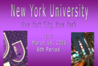 Ppt – New York University Powerpoint Presentation, Free Inside Nyu Powerpoint Template