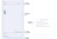 Prescription Pad Template – Fill Online, Printable, Fillable throughout Blank Prescription Pad Template