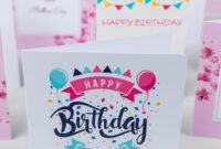 Print Greeting Cards | Custom Greeting Cards | Digital pertaining to Indesign Birthday Card Template