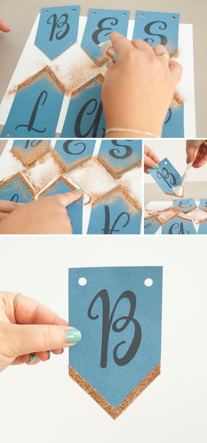 Print This Banner For Free And Then Add Glitter To It With Christening Banner Template Free