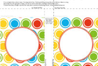 Printable Banners Templates Free | Banner-Squares-Big-Dots with regard to Sesame Street Banner Template
